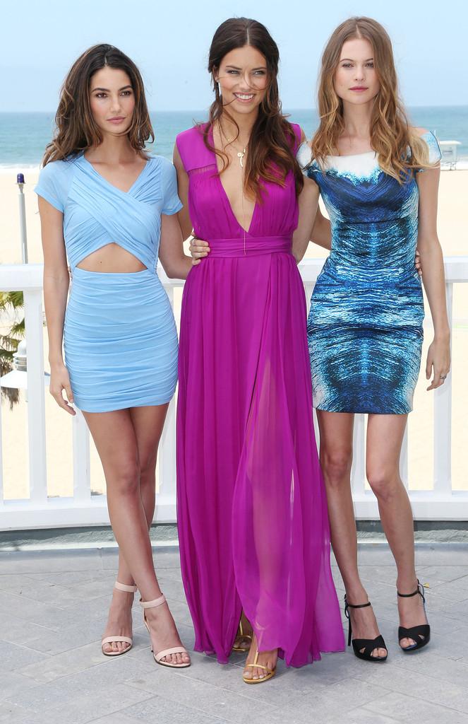 Adriana Lima, Lily Aldridge & Behati Prinsloo - Victorias Secret Eight Annual What Is Sexy (1)