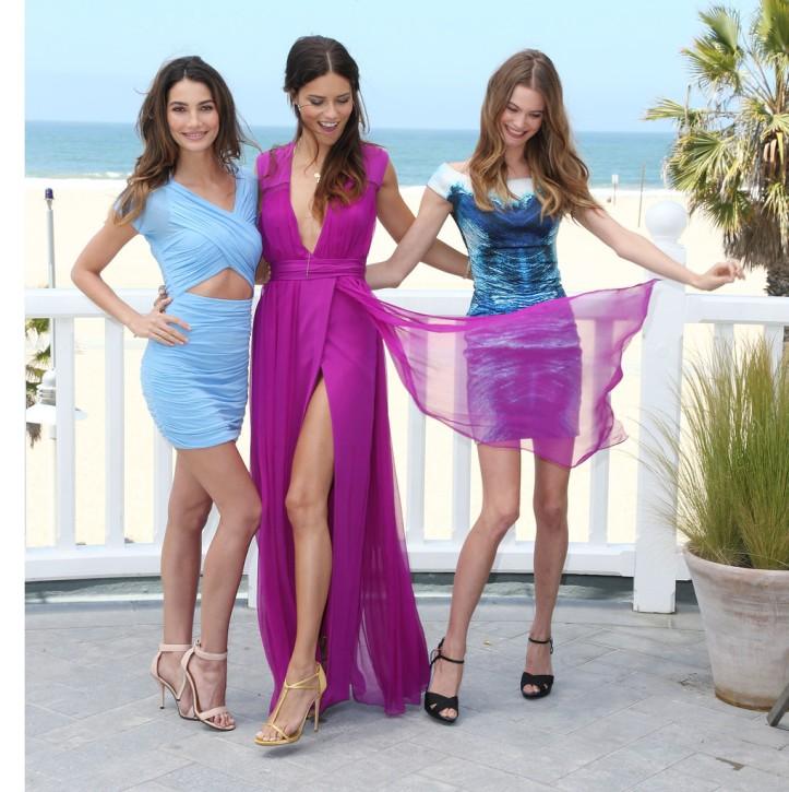 Adriana Lima, Lily Aldridge & Behati Prinsloo - Victorias Secret Eight Annual What Is Sexy (3)