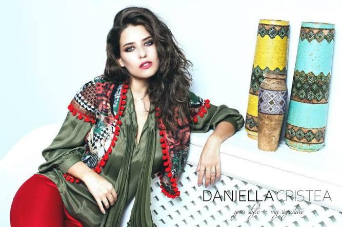 Alice Alexandra Paneaca for Daniella Cristea Fall-Winter 2015