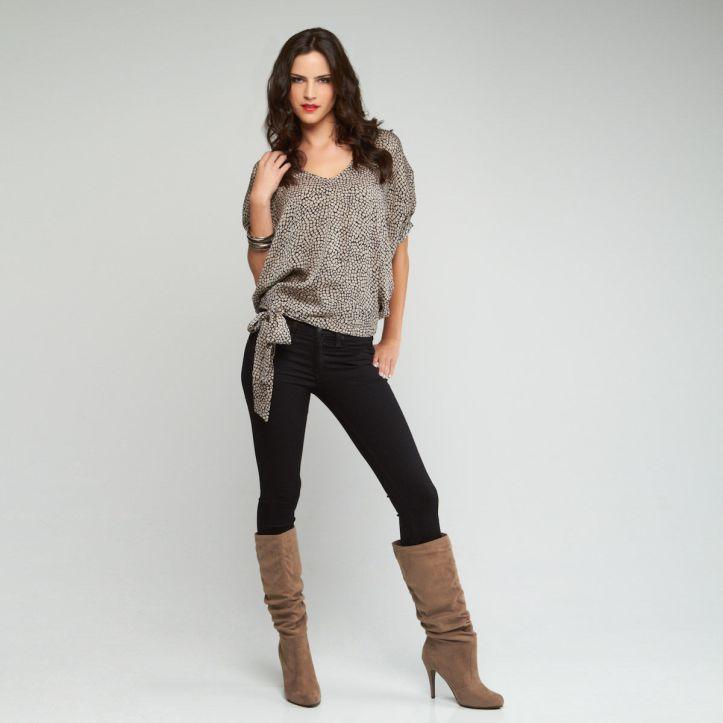 American Fashion Model Melissa Haro (2)