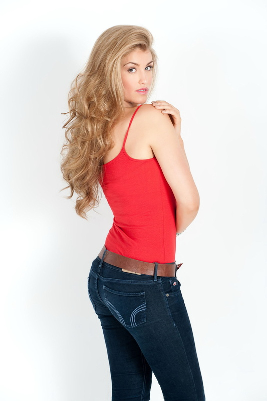 Amy Willerton for Fresh Academy photoshoot 2012 collections  (6)