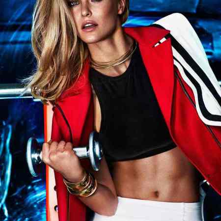 Bar Refaeli photographed by Hunter & Gatti for Marie Claire Mexico April 2015 cover