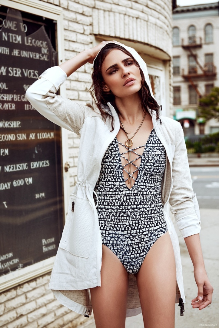 Brazilian Model-Fernanda Tavares by Lucas Fonseca in 'Brooklyn Groove' (6)
