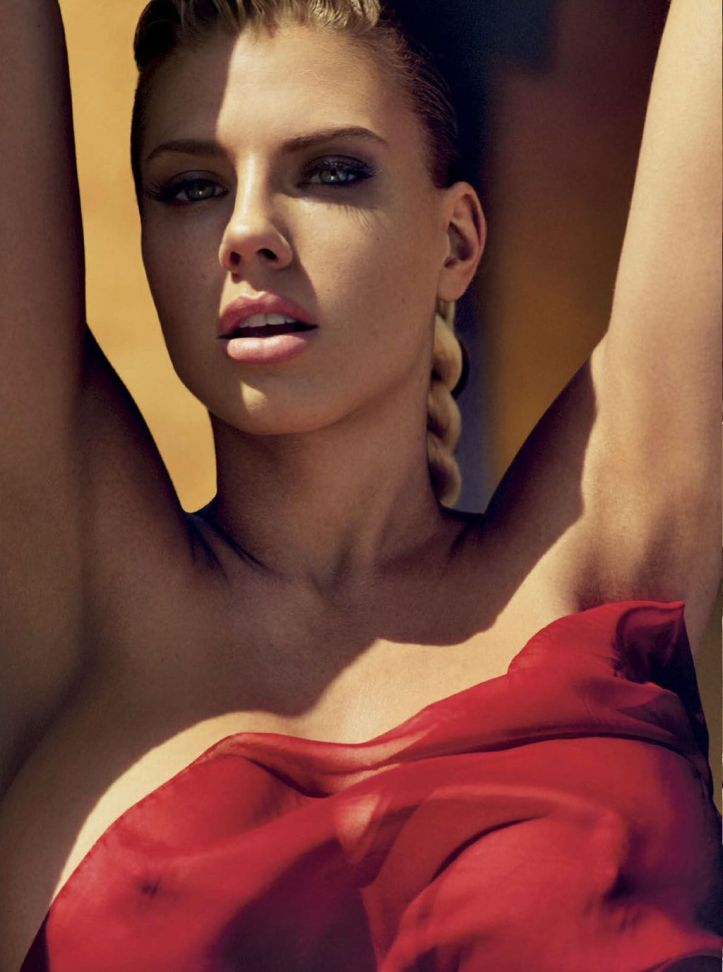 Charlotte McKinney By Hunter and Gatti for GQ Mexico February 2016