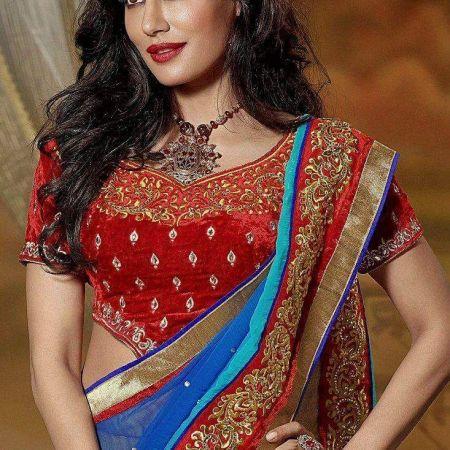 Chitragandha Singh is looking Stunning in Bridal Photoshoot