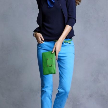 Clara Alonso for Ann Taylor Feb 2012 Lookbook