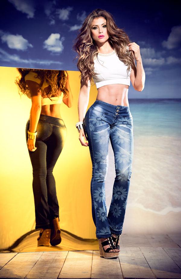 Daniela Jaramillo for Komodo Jeans Collections (15)
