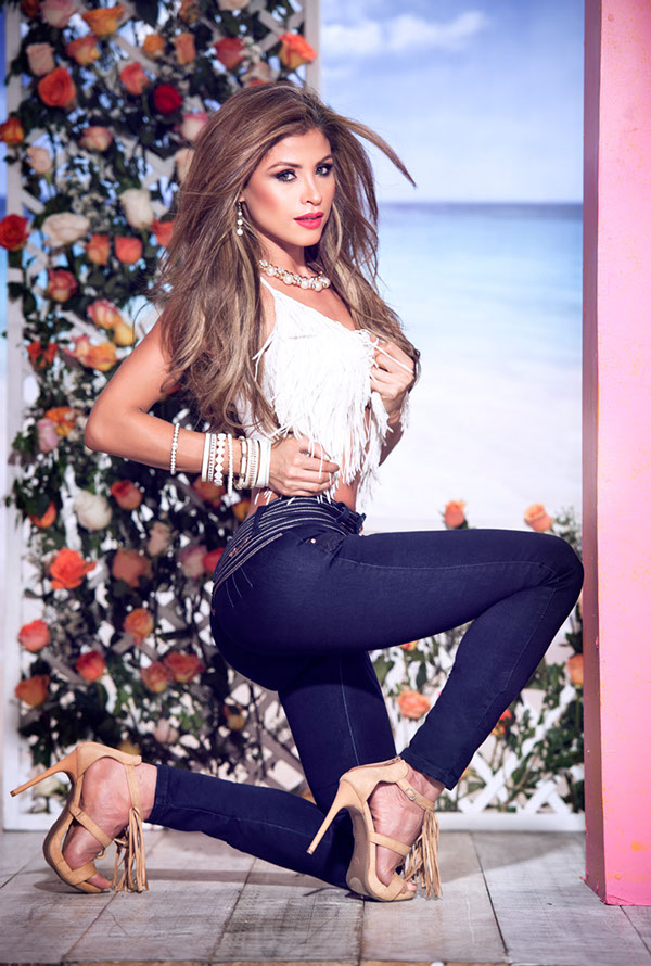 Daniela Jaramillo for Komodo Jeans Collections (5)