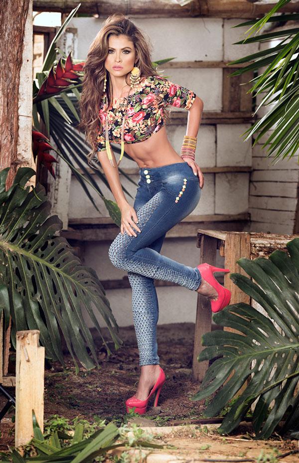 Daniela Jaramillo for Komodo Jeans Collections (7)