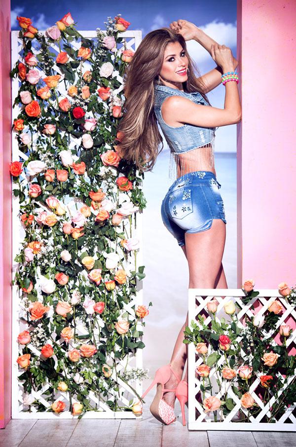 Daniela Jaramillo for Komodo Jeans Collections (8)