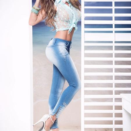 Daniela Jaramillo for Komodo Jeans Collections