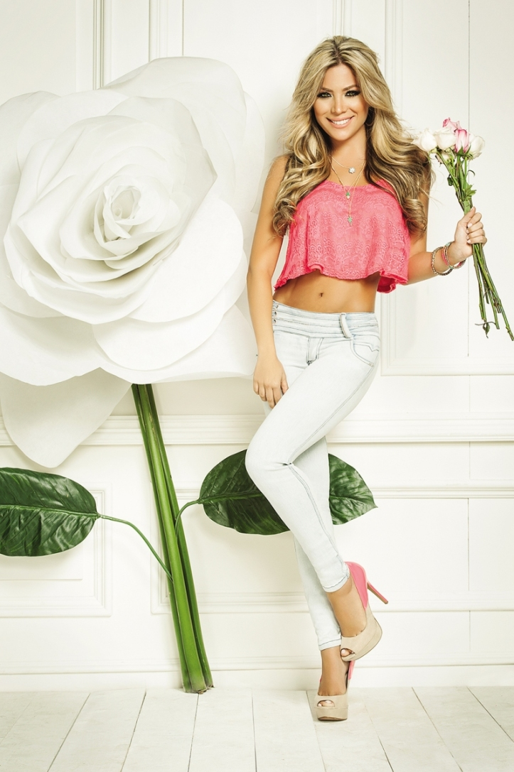 Daniela Tamayo for Love Me Jeans collections