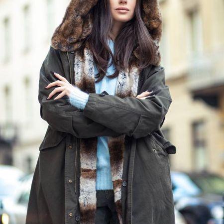 Edyta Zajac by Eliza Stegienka for Atelier Mokotowska 63 Campaign