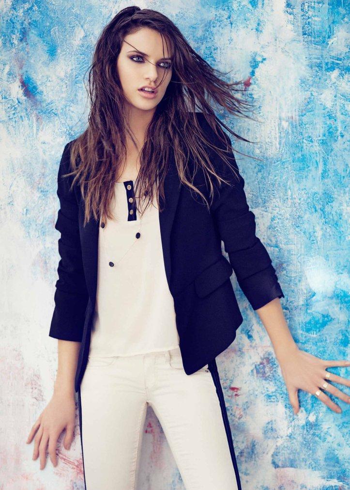 Fashion Models Ana Clara Lasta Moira Photo-shoot collections