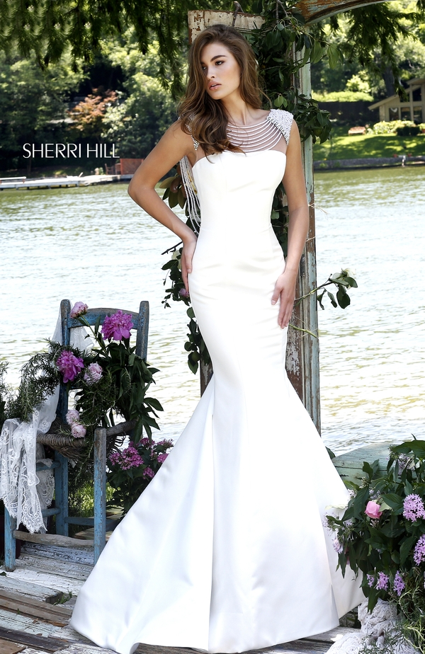 Grace Elizabeth for Sherri Hill 2015 Collections