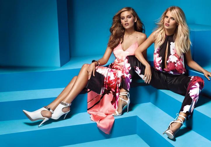 GUESS By Marciano Spring-Summer Campaign 2015 Collections