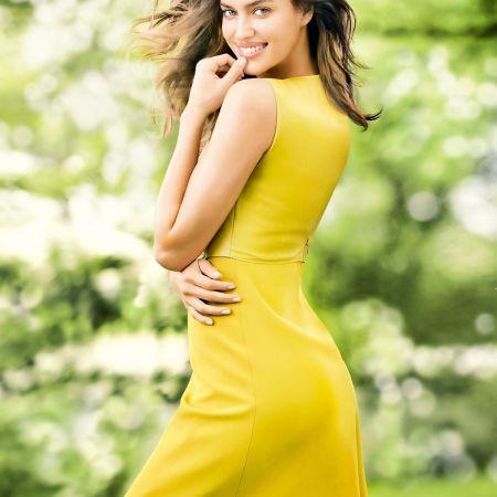 Irina Shayk by Fan Xin for Cosmopolitan Magazine China July 2014