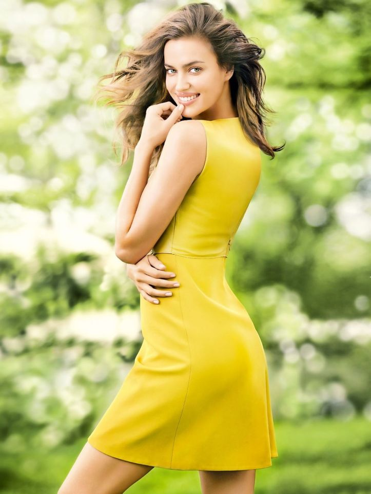 Irina Shayk by Fan Xin for Cosmopolitan Magazine China July 2014 (1)