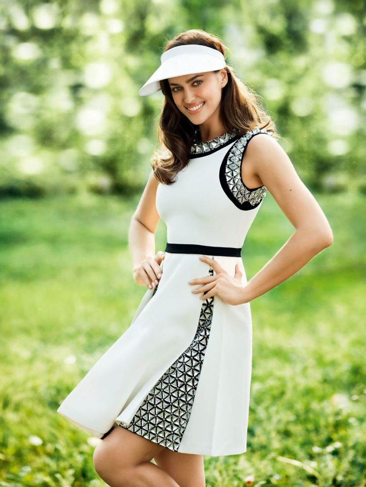 Irina Shayk by Fan Xin for Cosmopolitan Magazine China July 2014 (5)
