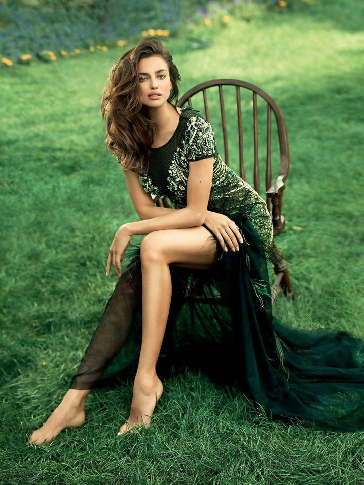 Irina Shayk by Fan Xin for Cosmopolitan Magazine China July 2014 (7)