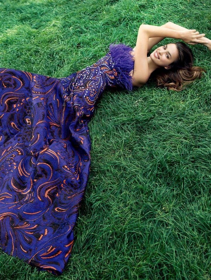 Irina Shayk by Fan Xin for Cosmopolitan Magazine China July 2014 (8)