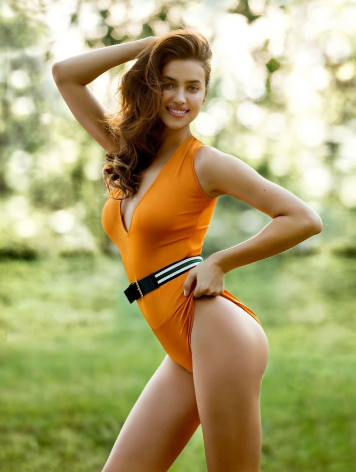 Irina Shayk by Fan Xin for Cosmopolitan Magazine China July 2014 (9)