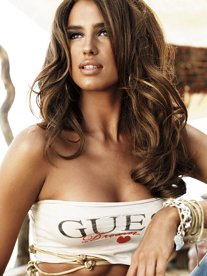 Irina Shayk for GUESS Jeans Fall Winter 2008 (1)