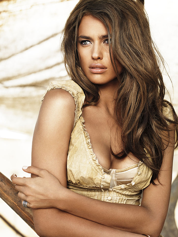 Irina Shayk for GUESS Jeans Fall Winter 2008 (5)