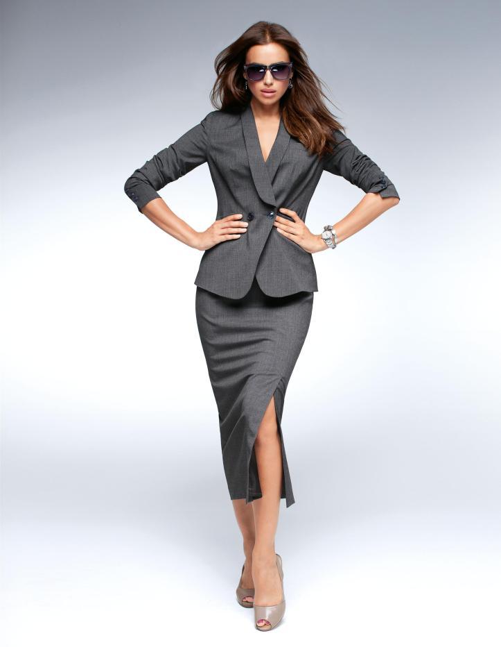 Irina Shayk for Madeleine 2013 Spring Summer Outfits (1)
