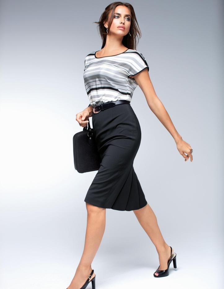 Irina Shayk for Madeleine 2013 Spring Summer Outfits (2)