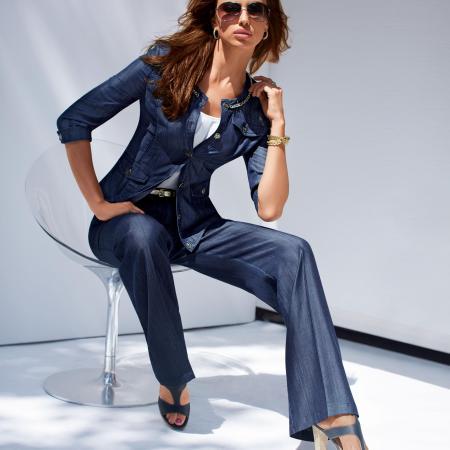 Irina Shayk for Madeleine 2013 Spring Summer Outfits