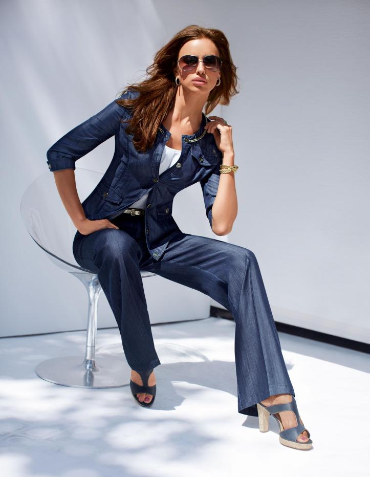 Irina Shayk for Madeleine 2013 Spring Summer Outfits (20)