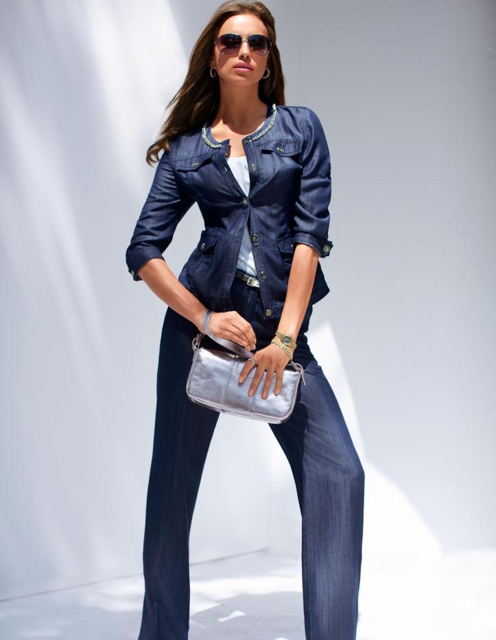 Irina Shayk for Madeleine 2013 Spring Summer Outfits (21)