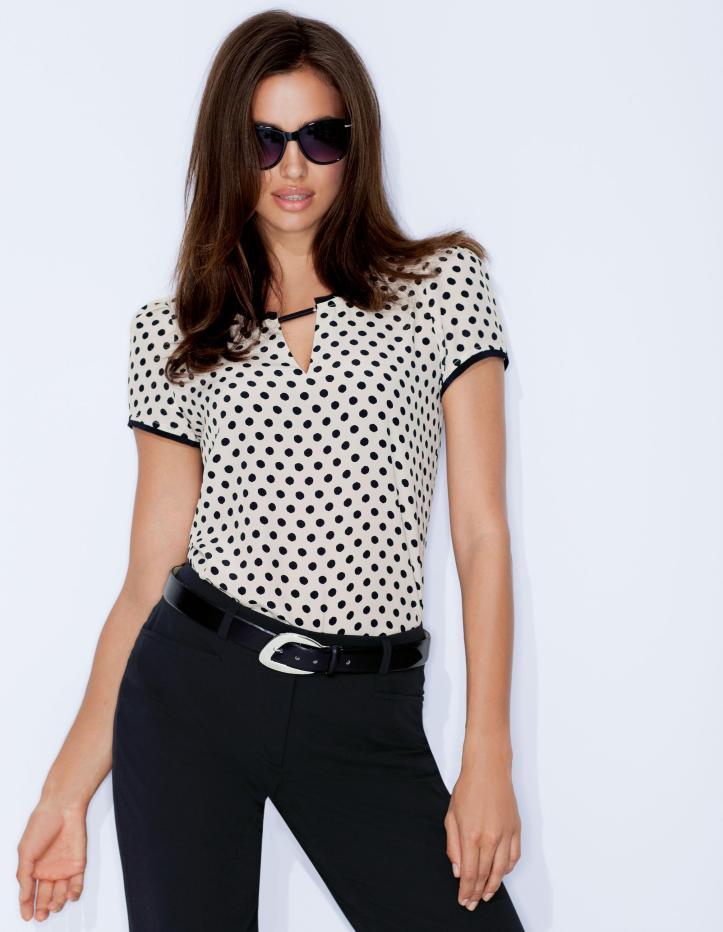 Irina Shayk for Madeleine 2013 Spring Summer Outfits (5)