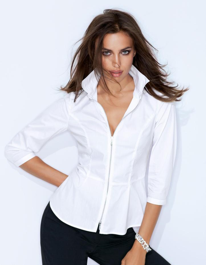 Irina Shayk for Madeleine 2013 Spring Summer Outfits (7)