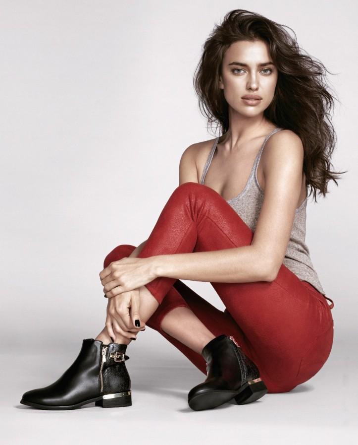 Irina Shayk for Xti Footwear Fall-Winter 2015-2016 Campaign (2)