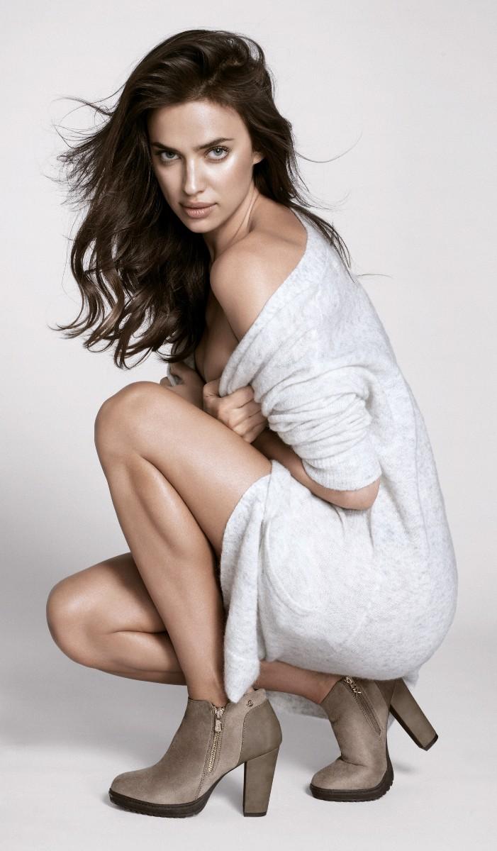 Irina Shayk for Xti Footwear Fall-Winter 2015-2016 Campaign (5)