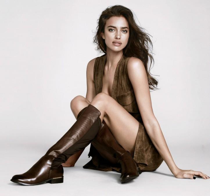 Irina Shayk for Xti Footwear Fall-Winter 2015-2016 Campaign (6)