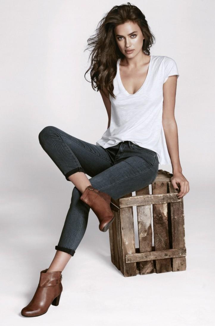 Irina Shayk for Xti Footwear Fall-Winter 2015-2016 Campaign (9)