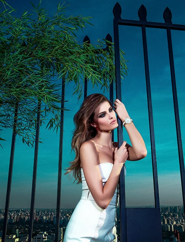 Isabeli Fontana by Zee Nunes for Euro Urban Jungle Collection Summer 2014