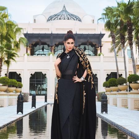 Kareena Kapoor by Alina Kovban for Harper's Bazaar Bride November 2014