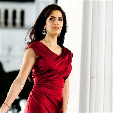 Katrina Kaif looking beautiful on Lux Campaign photo-shoot
