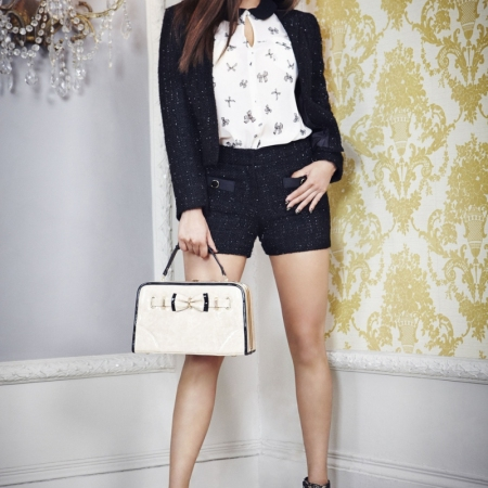 Kelly Brook for New Look Clothing Range Autumn-Winter 2012 Collections