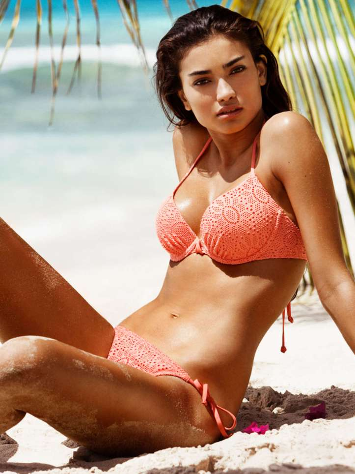 Kelly Gale for H&M Swimwear 2014 Collection (4)