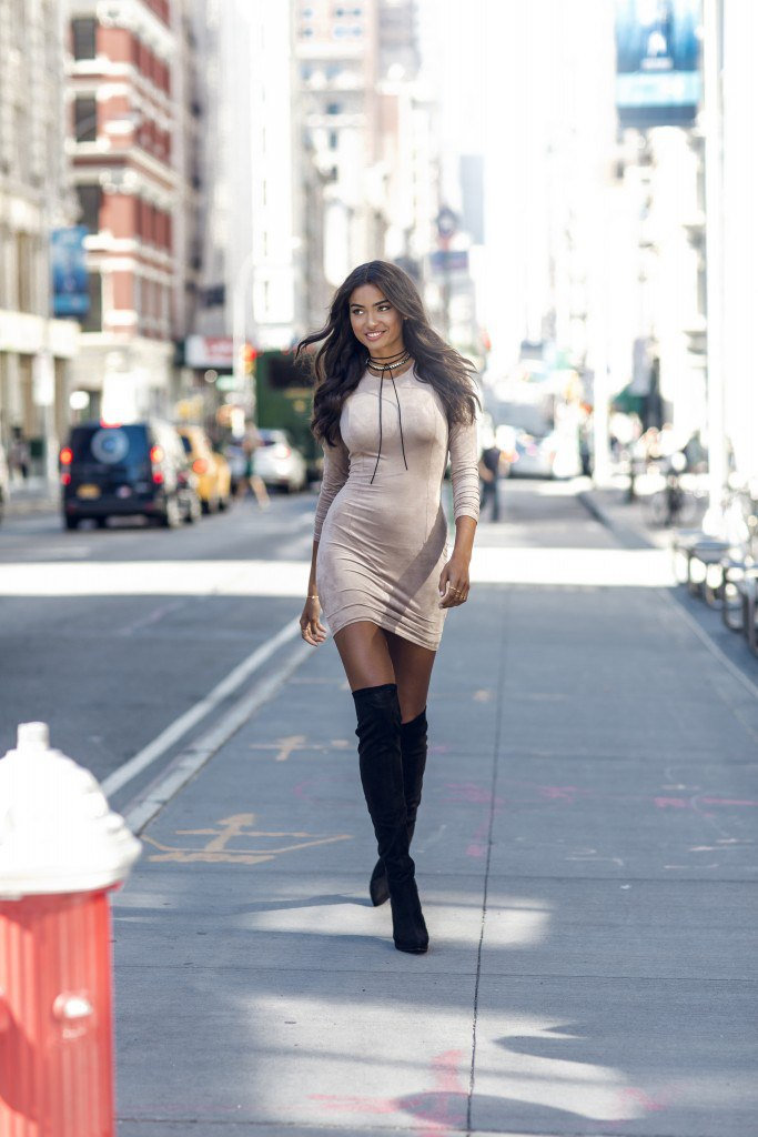 Kelly Gale for Nelly's Fall 2015 campaign Collections (10)