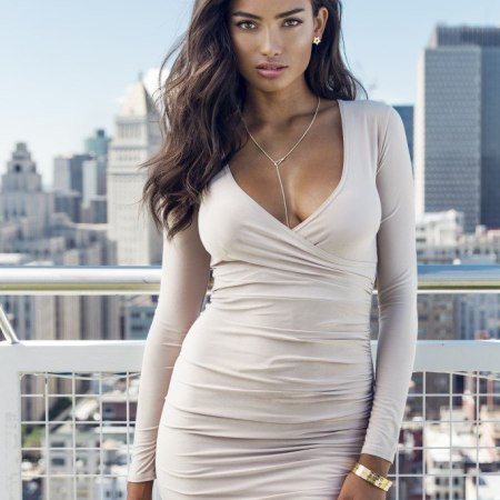 Kelly Gale for Nelly's Fall 2015 campaign Collections