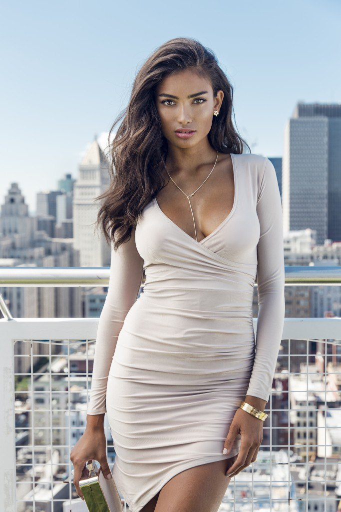 Kelly Gale for Nelly's Fall 2015 campaign Collections (2)