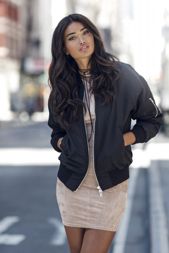 Kelly Gale for Nelly's Fall 2015 campaign Collections (3)