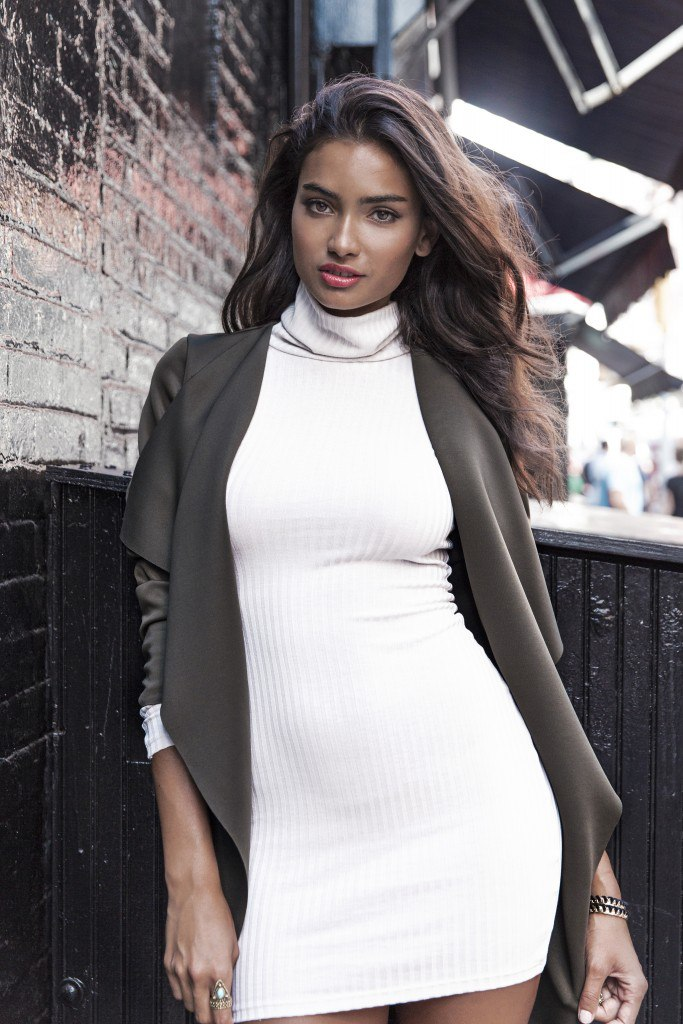 Kelly Gale for Nelly's Fall 2015 campaign Collections (5)