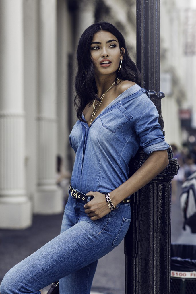 Kelly Gale for Nelly's Fall 2015 campaign Collections (8)